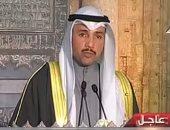 """رئيس مجلس الأمة الكويتى يعزى """"على عبد العال"""" فى ضحايا قطارى البحيرة"""