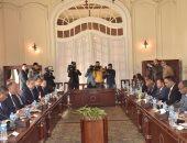 وزيرا خارجية مصر وإثيوبيا يبحثان تطورات المفاوضات الخاصة بسد النهضة