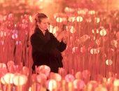 """صور.. مهرجان الأضواء يزين عاصمة الضباب """"لندن"""" بالأنوار المبهرة"""