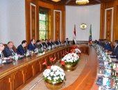 السيسى ورئيس وزراء إثيوبيا: النيل مصدر للتنمية وليس الصراع