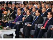 """صفحة الرئيس على تويتر تنشر صورة من فعاليات أول أيام مؤتمر """"حكاية وطن"""""""