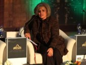انطلاق مؤتمر صحفى للجنة الوطنية لختان الإناث بمشاركة مشيرة خطاب