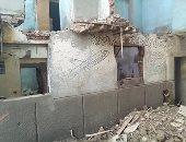 صور.. انتشار ظاهرة هدم المنازل القديمة وبناء عقارات بدون ترخيص بحدائق القبة