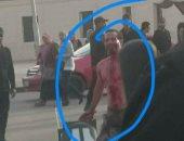 قارئة ترصد فيديو مشاجرة بين سائقى ميكروباص أمام جامعة القاهرة