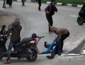 اشتباكات عنيفة مع قوات الاحتلال الإسرائيلى بمدينة جنين عقب استشهاد فلسطينى