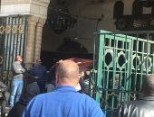 تشييع جثمان صبرى موسى من مسجد السيدة نفيسة فى غياب المثقفين