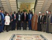 محافظ سوهاج يعقد اجتماعا مع وفد جنوب السودان لمناقشة الاستثمارات المتبادلة