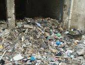 شكوى من انتشار القمامة وعدم رصف الطرق بحى العامرية ثان فى الإسكندرية