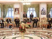 محافظ الإسكندرية يقدم التهنئة للبابا تواضروس والأخوة الأقباط بعيد الغطاس