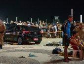 فيديو.. سيارة تصدم حشداً فى الصين وتوقع 9 قتلى و46 جريحاً