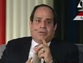 """السيسى يكشف معلومات خطيرة عن فض اعتصام رابعة وأصحاب """"الوساطة"""""""