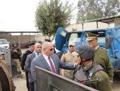 صور.. رئيس قطاع السجون من سجن المرج: تقديم كافة الخدمات الصحية للنزلاء