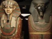 فيديو.. اختبار  D N A يكشف علاقة زوج من المومياوات الشقيقة بمصر القديمة
