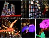 انطلاق مهرجان الأضواء المبهرة فى لندن