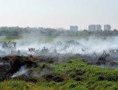 مصرع 9 أشخاص فى حريق بمصنع بالهند