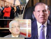 """حازم حسنى """"ذراع عنان"""" يظهر على قناة العربى الإخوانية للتشكيك بانتخابات الرئاسة"""