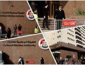 """الوطنية للانتخابات تراجع نتائج """"الجيزة وملوى"""" قبل إعلانها رسميا الإثنين"""
