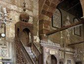 """""""الآثار"""" تبدأ فى أعمال توثيق مسجد الماردانى بالدرب الأحمر"""