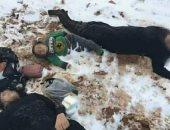 العثور على جثث جديدة لسوريين متجمدين بالحدود اللبنانية