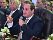 الرئيس السيسى يصدر قانون الطيران المدنى