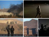 مقتل 5 أشخاص وإصابة 8 آخرين فى هجوم مسلح على فندق بكابول
