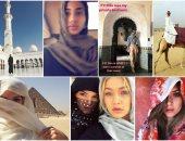 جيجى حديد وإميلى راتاجكوسكى.. عارضات أزياء اخترن الحجاب لجلسات التصوير