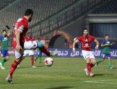 فيديو.. أجايى يحرز هدف تعادل الأهلى أمام المقاصة