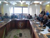 رئيس مدينة منوف: إنشاء مجزر آلى و إزالة التعديات على الأراضى الزراعية