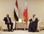 رئيس مجلس النواب البحرينى: استقرار مصر جزء من أمن مجلس التعاون الخليجى