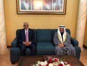 """على عبد العال لرئيس """"شورى البحرين"""": أمن الخليج خط أحمر لا نقبل المساس به"""