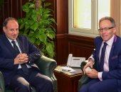 صور.. سفير أستراليا: الاستثمارات الأسترالية بالإسكندرية تصل إلى 650 مليون دولار