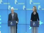 رئيس فلسطين: مصممون على إتمام المصالحة وإقامة دولة بقانون وسلاح واحد
