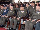 وزير الدفاع يشهد الاحتفال بانتهاء فترة إعداد طلبة كليات ومعاهد العسكرية
