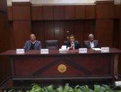 """""""تموين أسيوط"""" يعقد اجتماعا مع التجار لتنفيذ قرار تدوين الأسعار"""
