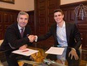 أتلتيك بلباو يقطع الطريق على ريال مدريد ويجدد للحارس كيبا