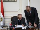 محافظ القاهرة يعتمد نتيجة الإعدادية والقاهرة الجديدة الأول بالمركز الأول