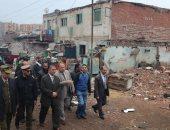 صور.. محافظ كفر الشيخ يتفقد العشوائيات ونقل مقلب القمامة لإنشاء وحدات سكنية