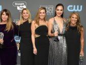 زهير مراد ونعيم خان مصمما أزياء تركا بصمتهما على فساتين Critic Choice Awards 2018