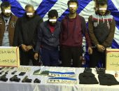 السجن 33 سنة لـ5 أردنيين كونوا عصابة سرقت 100 مليون جنيه ومجوهرات