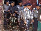 الحكم فى قضية صحفيى رويترز المحبوسين بميانمار 27 أغسطس