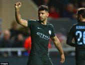 مانشستر سيتى يتأهل لنهائى كأس الرابطة بفوز صعب على بريستول سيتى