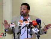 فيديو.. رجب حميدة: قطر وتركيا ستمولان حملة عنان.. وأنا وقيادات الحزب ندعم السيسي