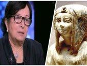 """سميرة عبد العزيز تجسد شخصية الملكة تتى شرى فى مسرحية """"أحمس"""""""