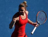 """هاليب وكيربر إلى نصف نهائى بطولة أستراليا المفتوحة للتنس """"صور"""""""