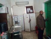 صور.. الإهمال يضرب مستشفى الداخلة العام وإغلاق عدة أقسام لتهالك منشآتها