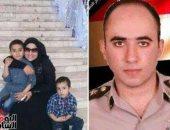 زوجة الشهيد الرائد أحمد محمد عبده تروى آخر مكالمة مع زوجها: الإخوان قتلوه
