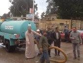 رئيس مدينة السنطة يشكل غرفة عمليات للتعامل مع البلاغات الطارئة بسبب الأمطار
