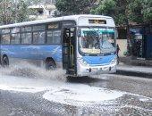 طوارئ بالقاهرة لمواجهة مياه الأمطار بالتنسيق مع شركة الصرف الصحى