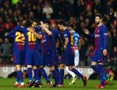 برشلونة بالقوة الهجومية الضاربة أمام فالنسيا بنصف نهائى كأس إسبانيا