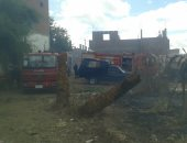السيطرة على حريق داخل منزل بمركز بدر بالبحيرة